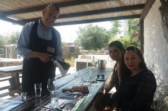Half-Day Wine Tasting Tour in Mykonos...