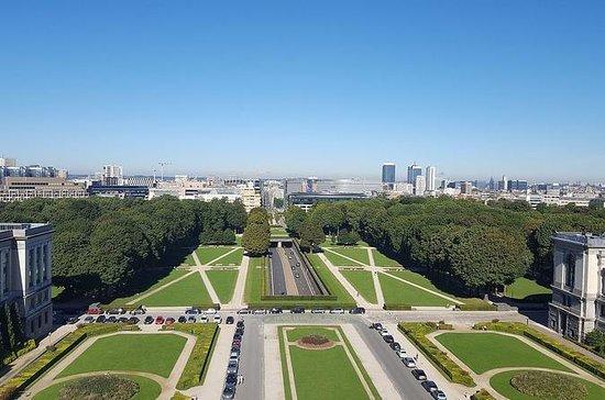 Parc Cinquantaire Museer Combo Billet
