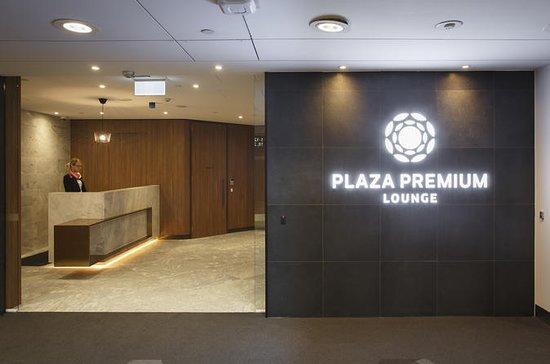 Melbourne Airport Plaza Premium Lounge