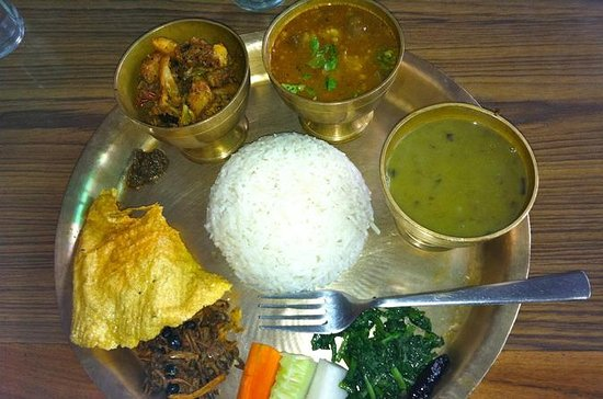 Enjoy Nepali Cuisine Dinner with Cultural Program