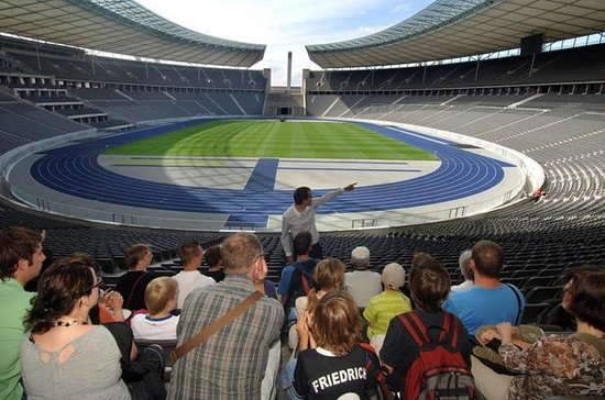 Billet d'entrée Olympiastadion Berlin
