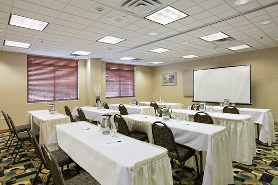 Prospect Heights, IL: Meeting room