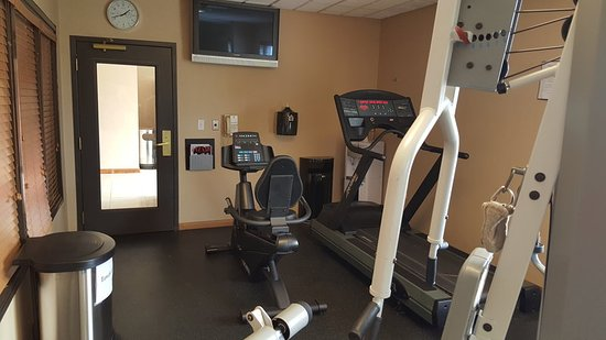 Prospect Heights, IL: Health club