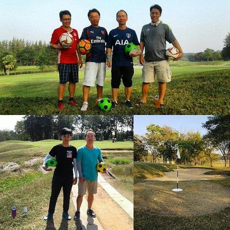 Khao Yoi, Thailand: Footgolf Thailand - Sawang