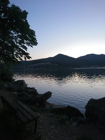 Kastoria Region, Greece: Kastoria city Greece