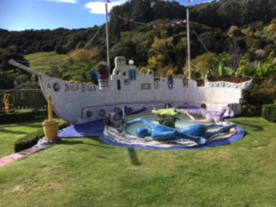 The Giant's House: Party boat. But many many other favourites