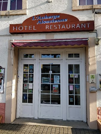 Le Lude, France: L'Auberge Alsacienne