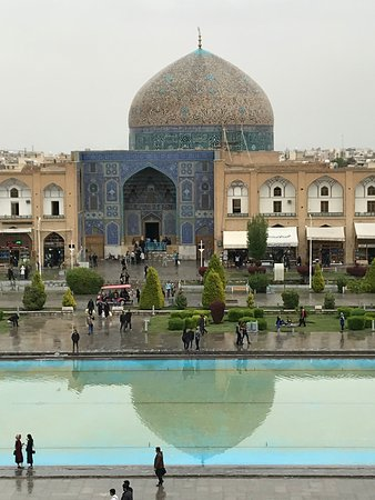Isfahan Province, Iran: Place d'Ispahan