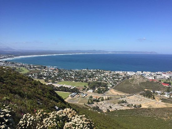 Hermanus, Zuid-Afrika: View towards Stanford