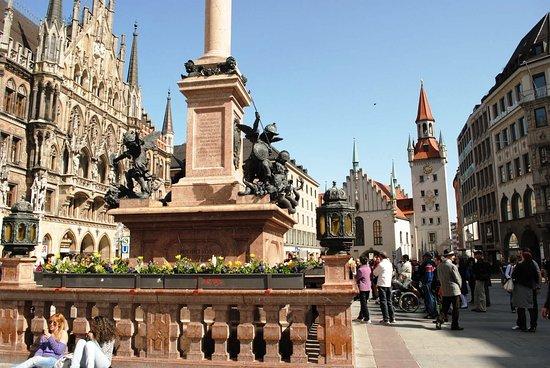 Munich at 15:15