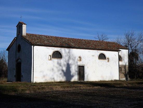 Basiliano, อิตาลี: Chiesa di San Marco Evangelista