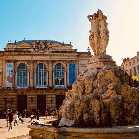 Montpellier Free Walking Tours
