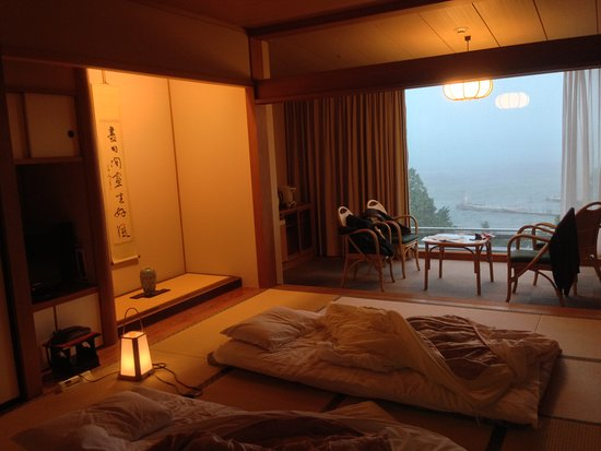 Fuji Mountain From Hotel Room