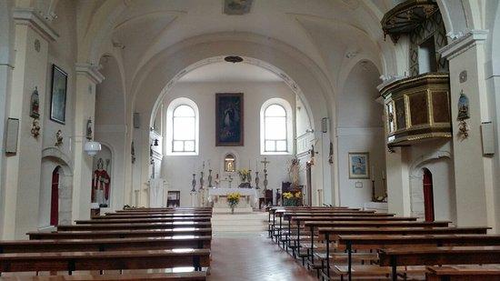 Opi, Italie: Chiesa di Santa Maria Assunta