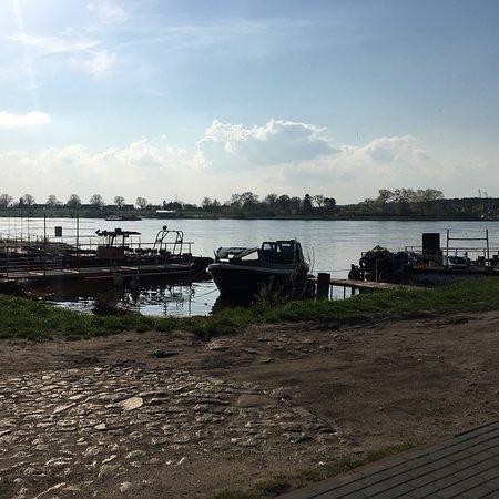 Mikoszewo, Πολωνία: 28 kwiecień 2018