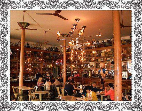 Restaurante Galeria de Paris: Main sala of Galeria de Paris restaurant
