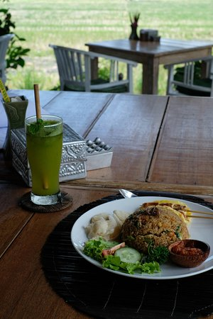 Sawah Bali: fried rice