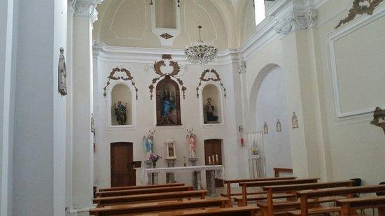 Civitella Alfedena, Italie : Chiesa della Madonna del Carmine