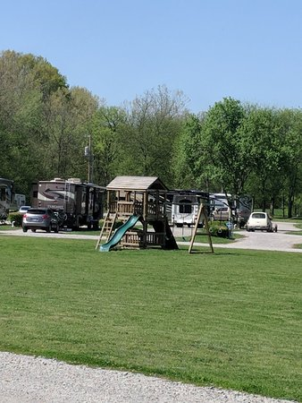 Cornersville, TN: Clean & beautiful Campground!!