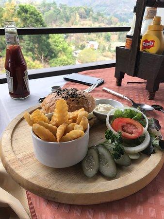 Panviman Chiang Mai Spa Resort : Delicious food, well presented at Panviman.