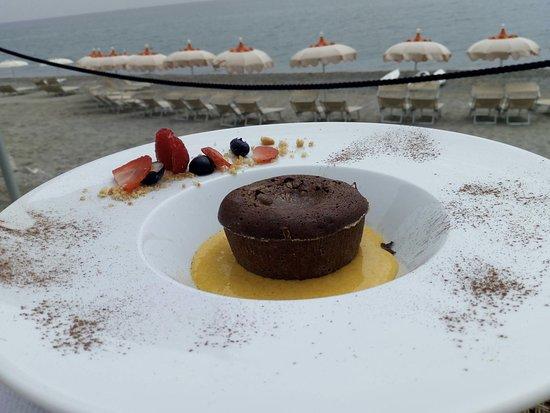Castelletto Beach Restaurant: dolcetto