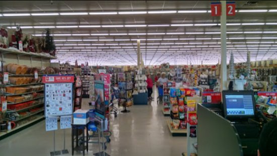 Inside Hobby Lobby Russellville,Ar  - Picture of Valley Park