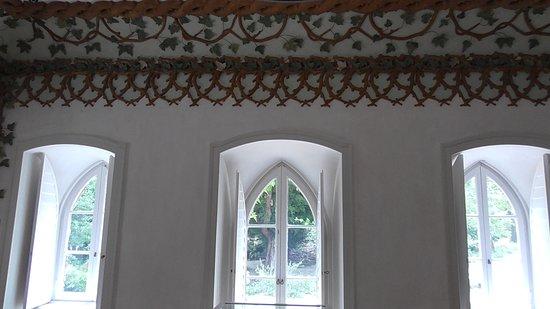 Interieur Chalet - Picture of Chalet da Condessa D\'Edla, Sintra ...
