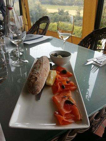 Constantia, Sudáfrica: appetizers