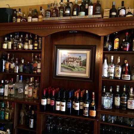 Johnstown, NY: Our bar.  We have over 50 single malt Scotch choices!