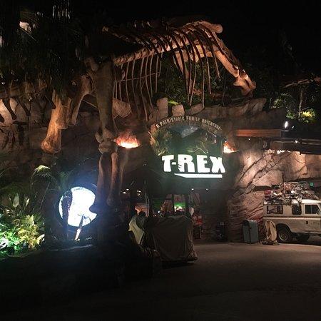 T Rex Cafe Orlando Prices