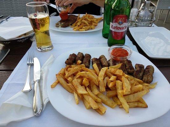 Jasenice, Croatia: Restoran Bartol