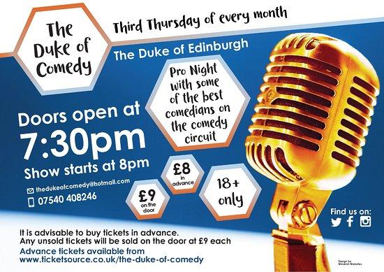 The Duke of Comedy