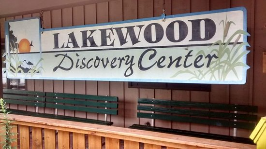 Salina, KS: Lakewood Discovery Center