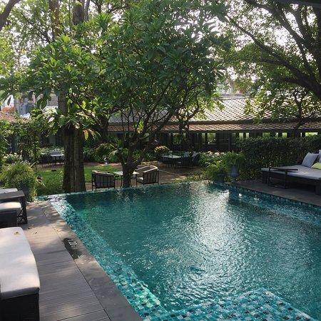 Relaxing hotel in Bangkok