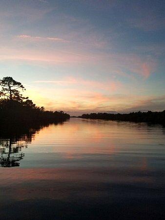 Canoeing Merritt Island Fl