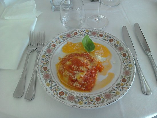 Hotel Sant'Agata: Tasty local cuisine