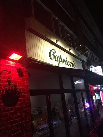 Cafe capriccio sunbury