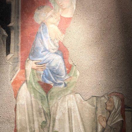 Museo della Collegiata di Castell'Arquato: Chiostro