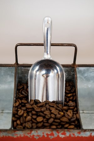 Door County, WI: We use only the finest coffee beans many of which are Organic and Fair Trade.