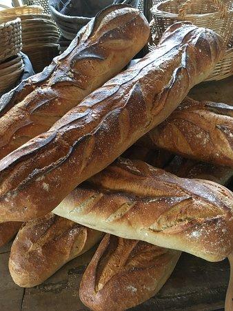 Du pain. Du vrai.