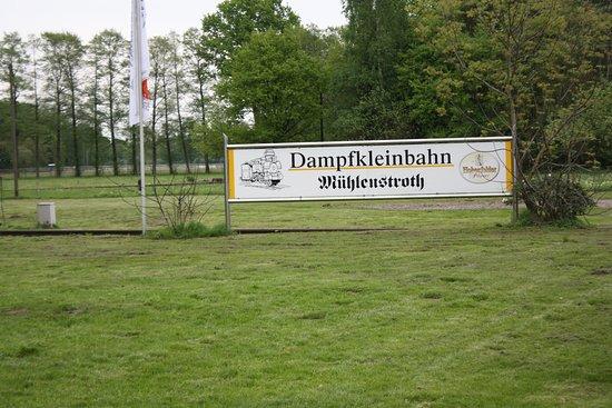 Gutersloh, Almanya: Begrüssung der Gäste