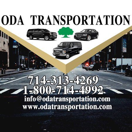‪ODA Transportation Town Car Service‬