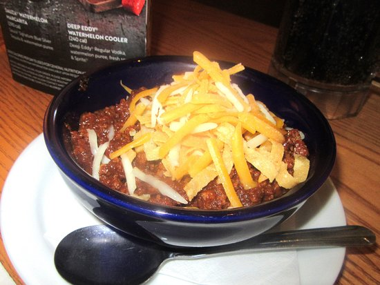 Chili, Chili's Grill and Bar, Milpitas, Ca