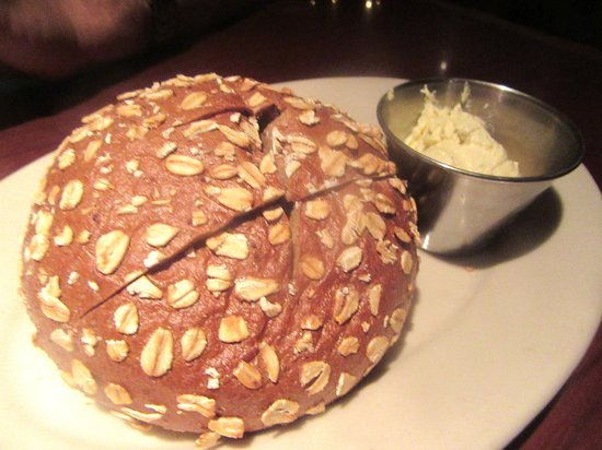 Black Angus Steakhouse - Milpitas: Complementary Breadd, Black Angus Steakhouse, Milpitas, CA