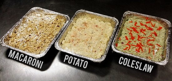 Plantsville, CT: Macaroni, potato and coleslaw for catering