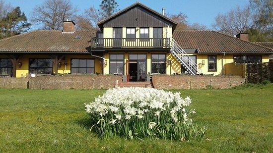 Bistro de Holterberg bloemen