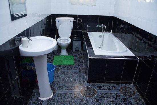 Sunyani, غانا: Glamossay hotel 