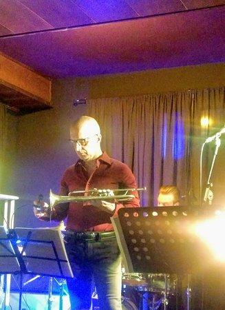 Maurizio super jazz alla tromba