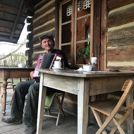 Zagroda Guciow - Restaurant ภาพถ่าย