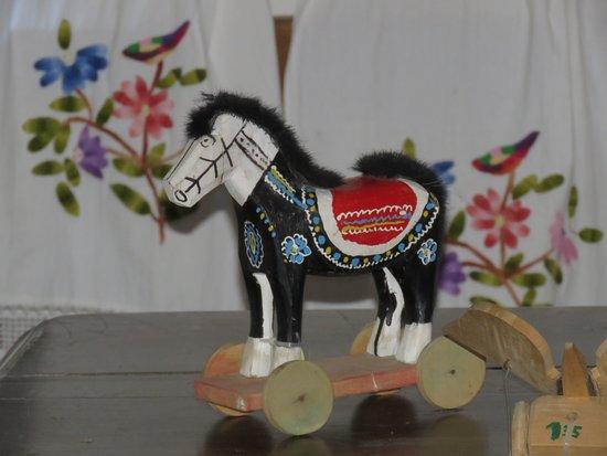 Kumrovec, wooden toys